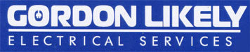 Gordon Likely Electrician Logo
